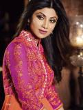 Net Lehenga Dress For Indian Women By Natasha Couture 2016 8