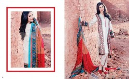 Nishat Linen Winter Collection 2015 For Casual & Formal Wearing 5