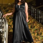 Plus Size Party Wear Dresses For This Year Xmas 12