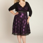 Plus Size Party Wear Dresses For This Year Xmas 4