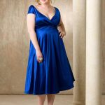 Plus Size Party Wear Dresses For This Year Xmas 8