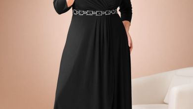Plus Size Party Wear Dresses For This Year Xmas
