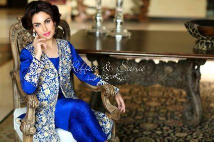Semi Formal Winter P Series By Sana Salman 2015-16