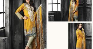 Silk Karandi Shalwar Suits By Rajbari 2016