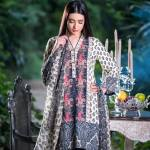 Three Piece Winter Shalwar Kameez By Pareesa 2015-16 5