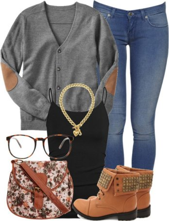 Warm Casual Polyvore Items To Try This Cold Season 1