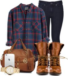Warm Casual Polyvore Items To Try This Cold Season 6