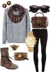 Warm Casual Polyvore Items To Try This Cold Season 9