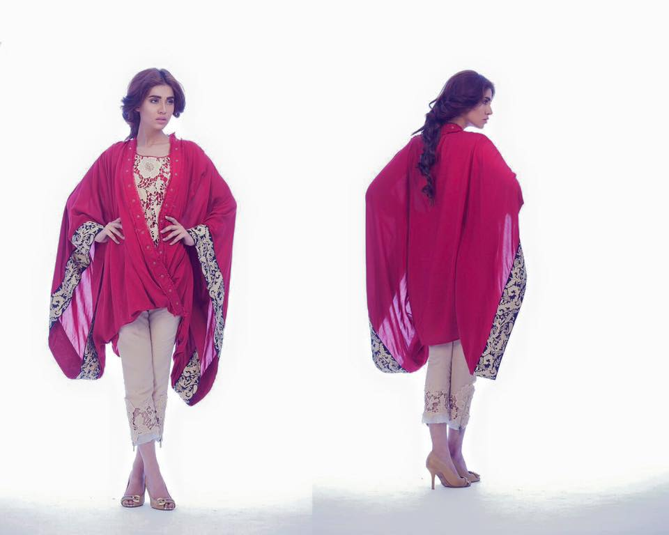 Winter Basics Collection By Ayesha Somaya 2015-16