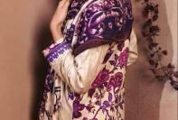 Winter Shawls Dresses By Shariq Textiles 2015-16