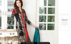 Winter Three Piece Suits Shalwar Kameez Vol 2 By Charizma 2016 7