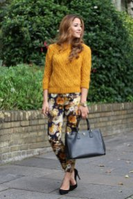 Yellow Winter Fashion Items To Try This Fall 2015-16 2