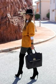 Yellow Winter Fashion Items To Try This Fall 2015-16 4
