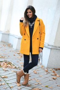 Yellow Winter Fashion Items To Try This Fall 2015-16 8