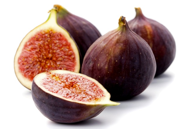 Figs low saturated fat food