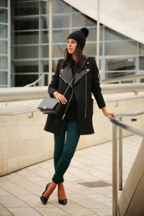 Beanies Winter Outfits Casual Winter Wearing 4