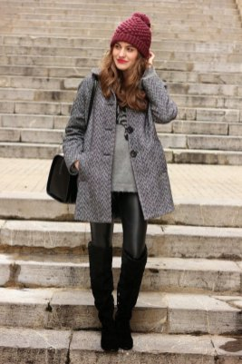 Beanies Winter Outfits Casual Winter Wearing 6