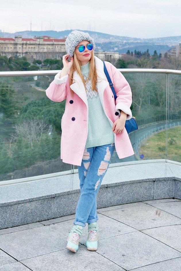 winter casual wear