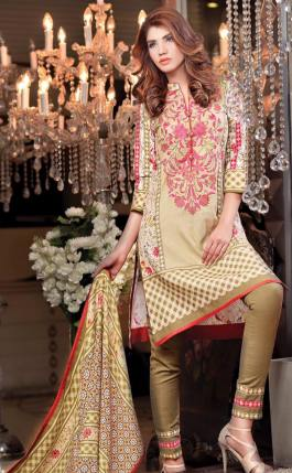 Khaddar Embroidered Winter Shawl Dresses Subhata Collection 2016 14