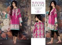 Khaddar Kurti Winter Collection SNM Designs 2016 5