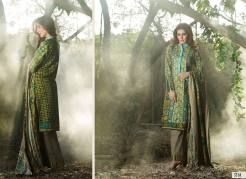 Khaddar Shawl Dress Collection Sabeen Pasha 2016 18