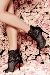 Lace High Heel Shoes To Wear On Parties 4