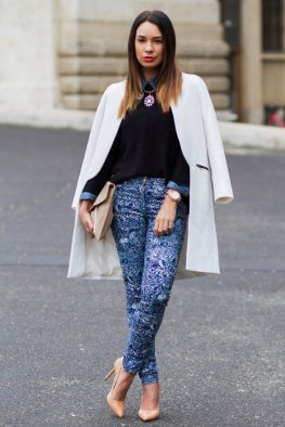 Layered Winter Outfits Women Should Wear 7