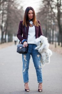 Layered Winter Outfits Women Should Wear 8