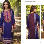 Linen Embroidered Dresses Orient Textile Collection 2016 9