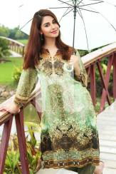 Linen Pret Kurtis New Year Catalog By Nishat Linen 2016 6
