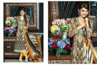 Long Kameez Chiffon Dresses Tawakal Fabrics 2016