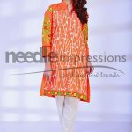 Needle Impressions Embroidered Dresses 2016 3