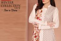 Origins 2 Piece Winter Collection 2016 Linen Dresses