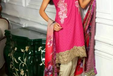 Sobia Nazir Silk Collection 2016 Pret Dresses
