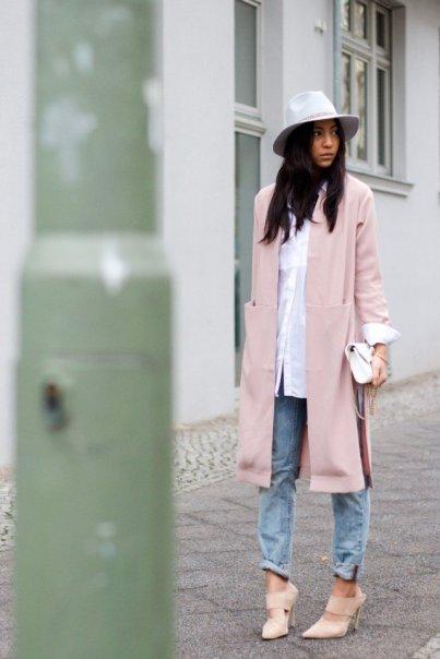 Stylish Winter Long Coats Every Women Should See 14