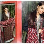 Viscose Shawl Dresses Tawakkal Fabrics Collection 2016 3