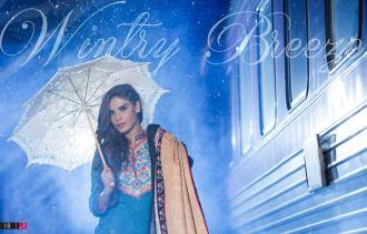 Wintry Breeze Collection 2016 Al-Zohaib Textiles 23