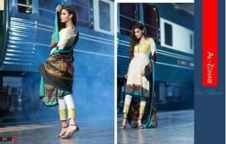 Wintry Breeze Collection 2016 Al-Zohaib Textiles 38