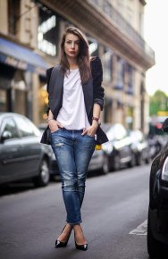 Women Velvet Dresses Winter Casual Street Style Looks 8