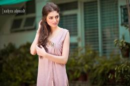 Zahra Ahmed Luxury Essence Collection Party Wear 2015-16 21