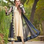 Zahra Ahmed Luxury Essence Collection Party Wear 2015-16 8