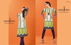 Asim Jofa Summer Tunics Luxury Collection 2016 13