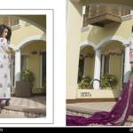 Cambric Embroidered Spring Collection Rujhan Fabrics 2016 13