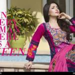 Rujhan fabric cambric collection