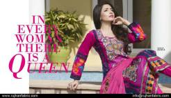 Rujhan fabric cambric collection