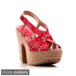 Casual Spring Women Footwear Sandals Designs 2016 6