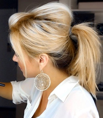 Easy Daily Hairstyle Ideas