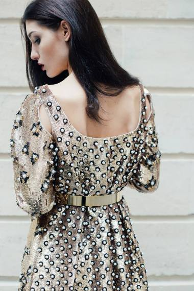 Evening wear spring summer collection