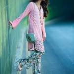Fancy Spring Traditional Outerwear Ayesha Ibrahim 2016 4