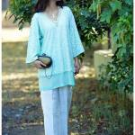 Fancy Spring Traditional Outerwear Ayesha Ibrahim 2016 5